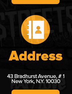 Streets Address Icon